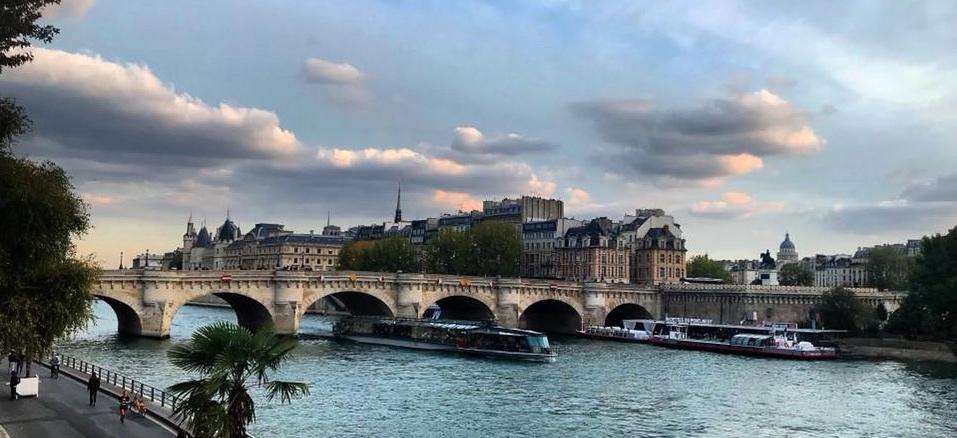 Paris… j'ai perdu toute notion du temps!