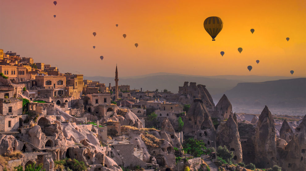 Turchia portami via, seconda parte: la Cappadocia